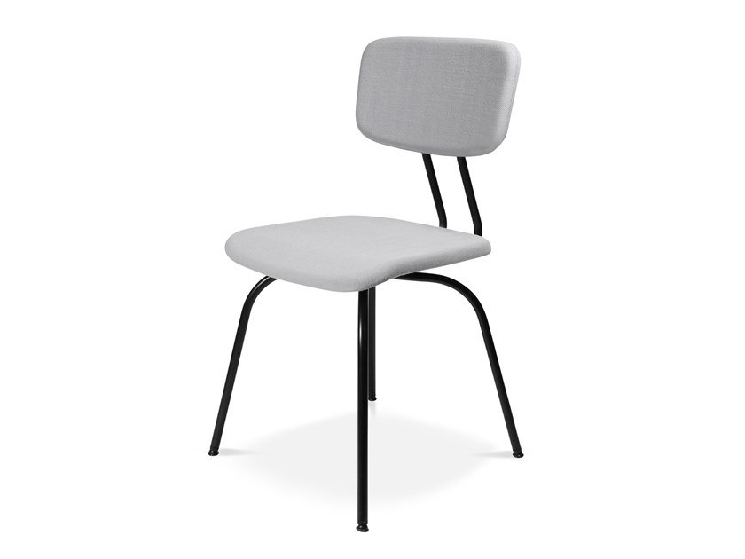 Fabric chair W-1970 | Fabric chair by WAGNER