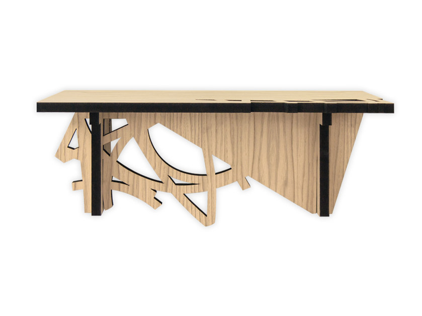 MDF console table W-394 | Console table by LAS