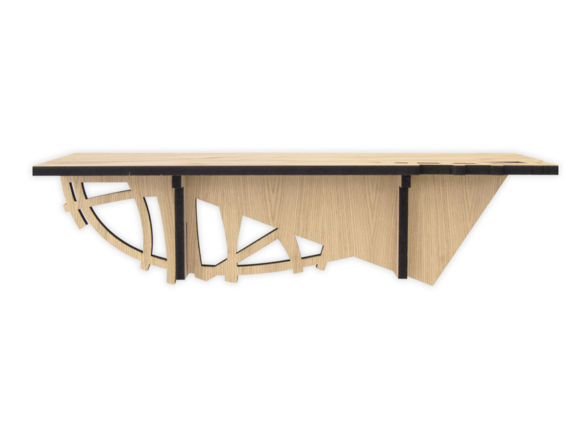 MDF console table W-395 | Console table by LAS