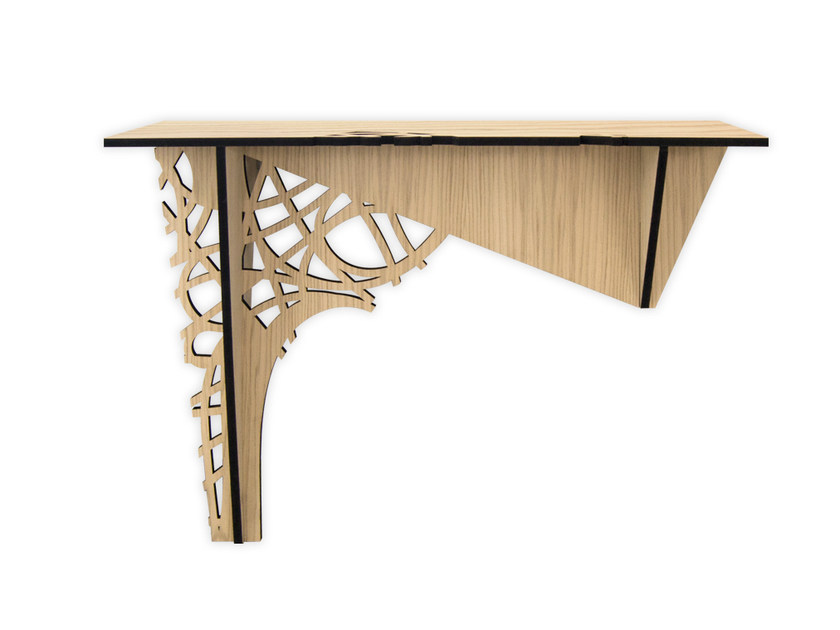 MDF console table W-396 | Console table by LAS