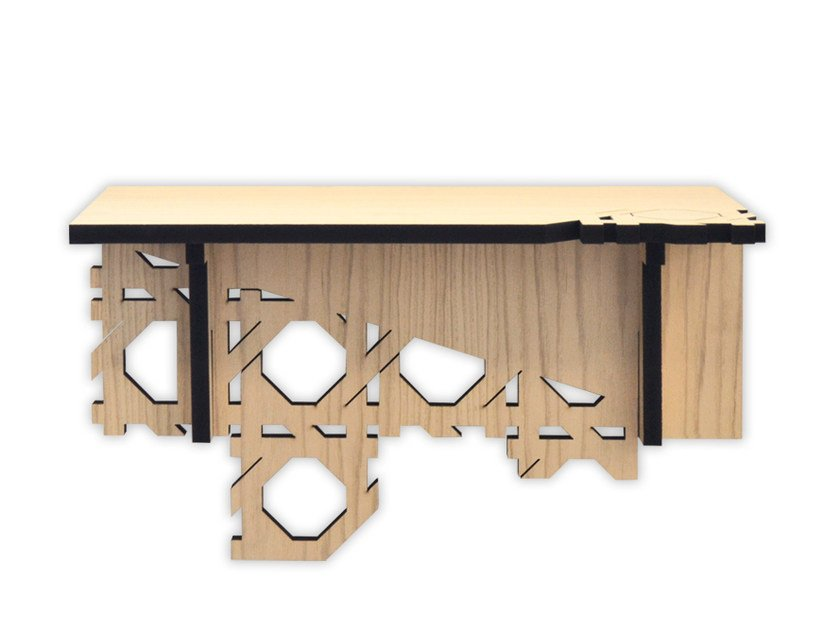 MDF console table W-405 | Console table by LAS