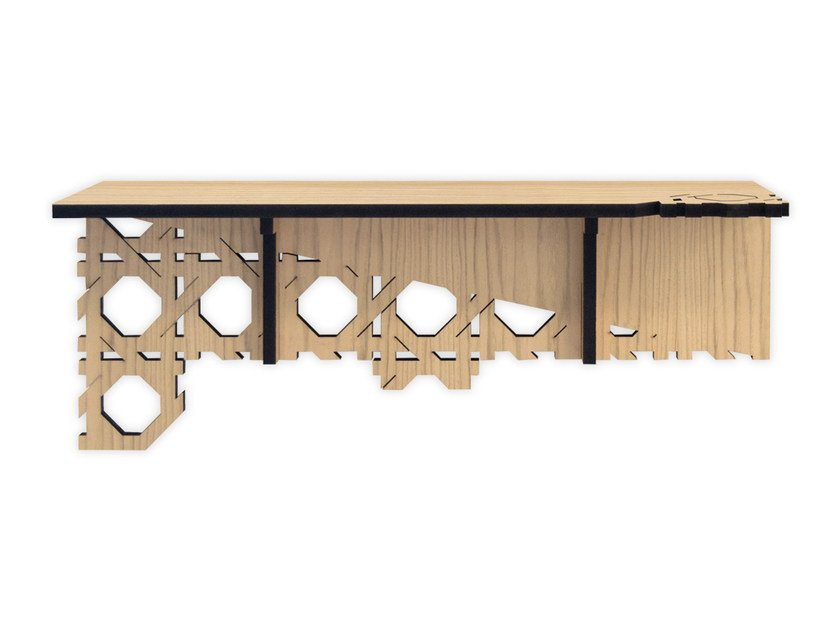 MDF console table W-406 | Console table by LAS