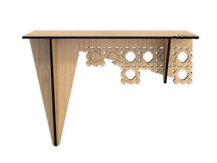 MDF console table W-407 | Console table by LAS