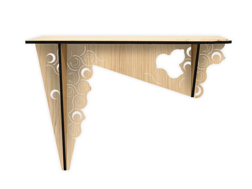 MDF console table W-418 | Console table by LAS