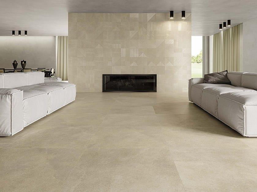 Pavimento/rivestimento in gres porcellanato NUX | Pavimento/rivestimento by FAP ceramiche
