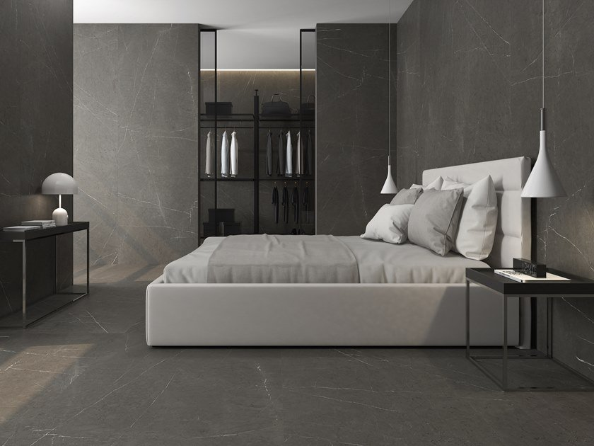 Sintered ceramic wall/floor tiles with marble effect LONDRA | Wall/floor tiles by ITT Ceramic