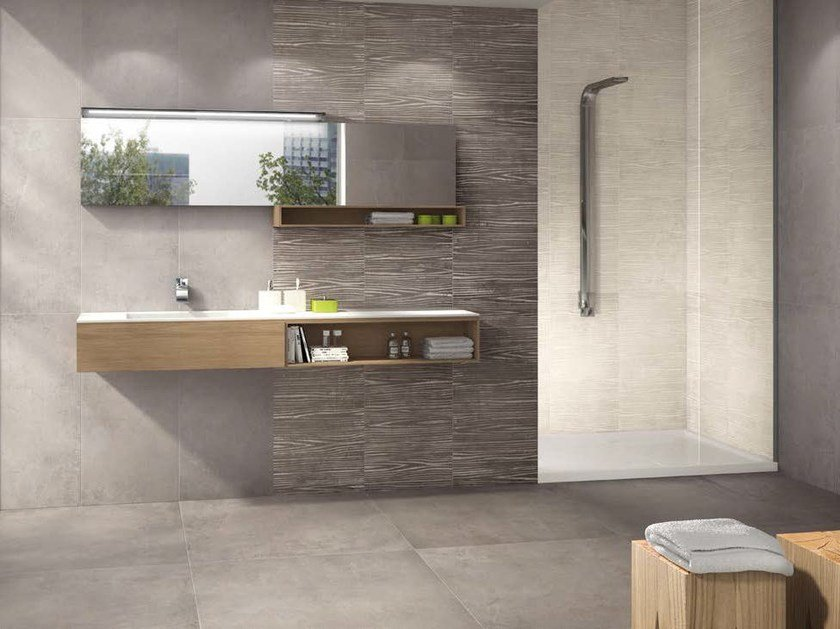 Porcelain stoneware wall/floor tiles URBANATURE by Panaria Ceramica