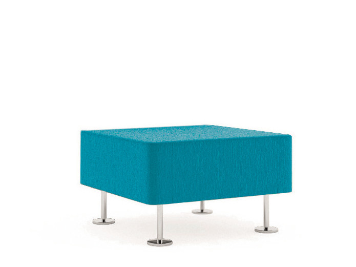 Fabric pouf WALL IN 10 by profim