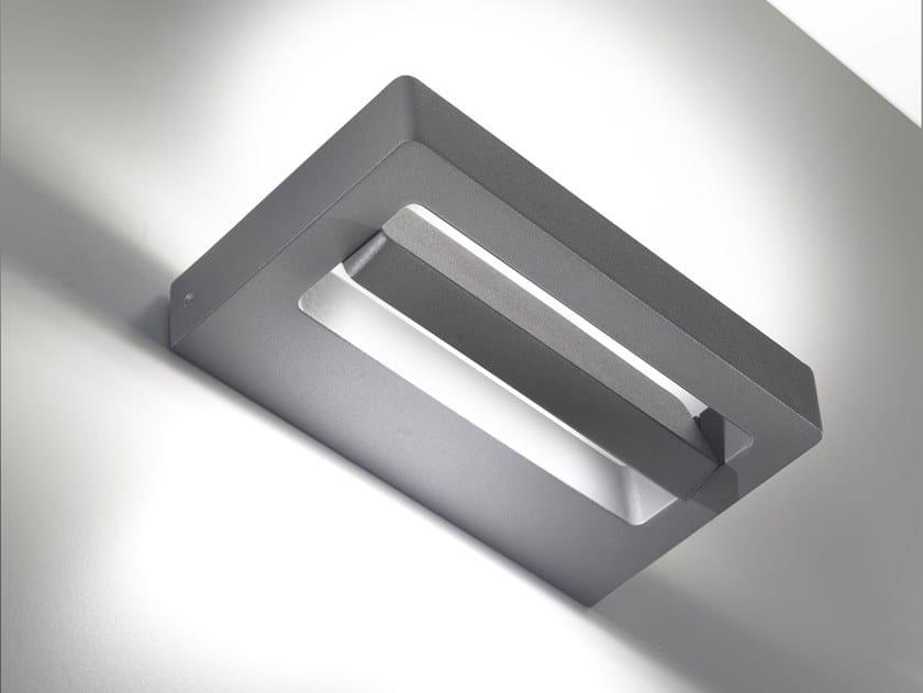 Lampada da parete per esterno a LED orientabile in alluminio STOLA | Lampada da parete per esterno by AiLati