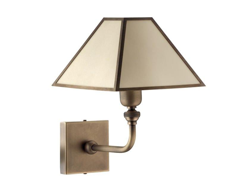 Halogen adjustable wall lamp CLELIA | Wall lamp by ANNA LARI
