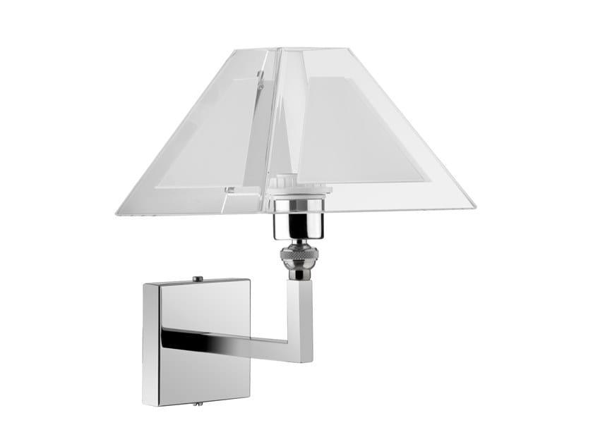 Adjustable wall light OTTAPLEX/MAX | Wall lamp by ANNA LARI
