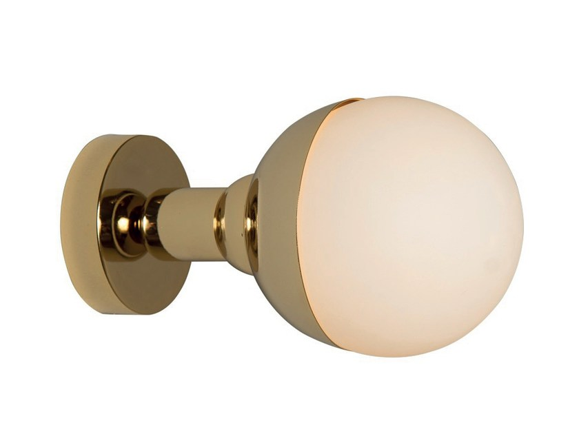 Metal wall lamp HELMET | Wall lamp by Aromas del Campo