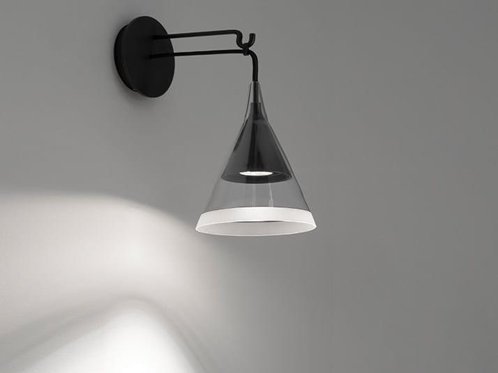 Vigo lampada da parete collezione vigo by artemide