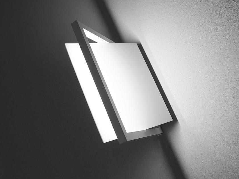 LED adjustable wall lamp TURN | Wall lamp by Brillamenti