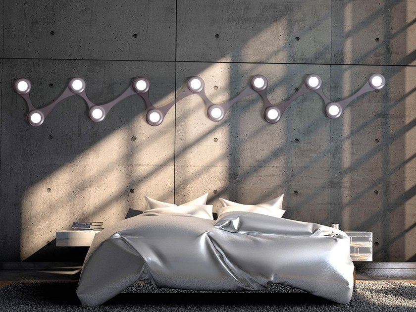 Wall lamp INFINITO | Wall lamp by Cattaneo