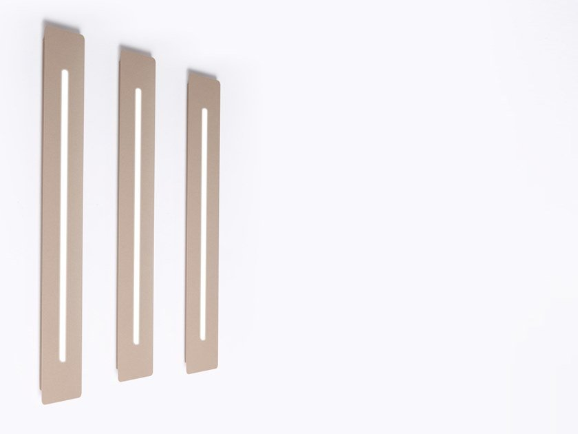 LED wall lamp CENTRELINE | Wall lamp by Cattaneo