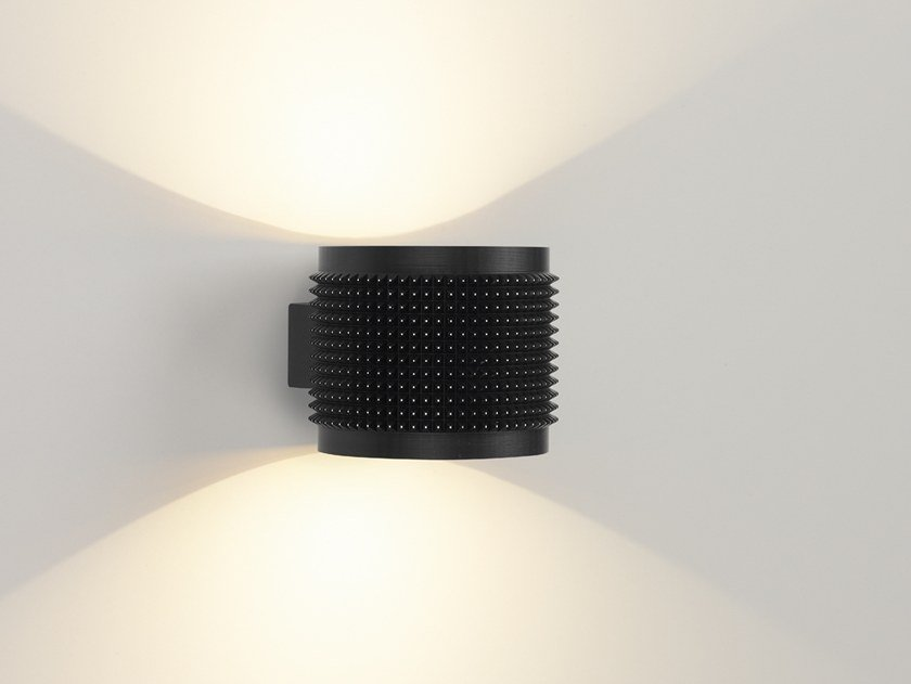 LED direct-indirect light wall light PUNK | Wall lamp by Delta Light