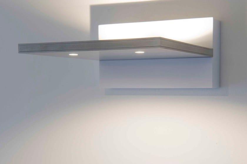 Diretta In A PixelLampada Da Luce Design Alluminio Ferrolight Indiretta Parete E HEI9D2
