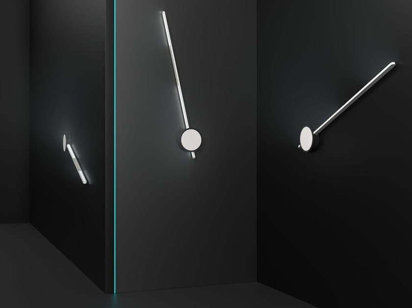 LED handmade aluminium wall lamp VARA   Wall lamp by HOLY TRINITY