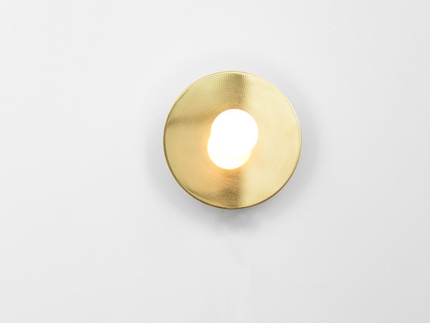 LED direct light wall lamp DOT | Wall lamp by Lambert & Fils