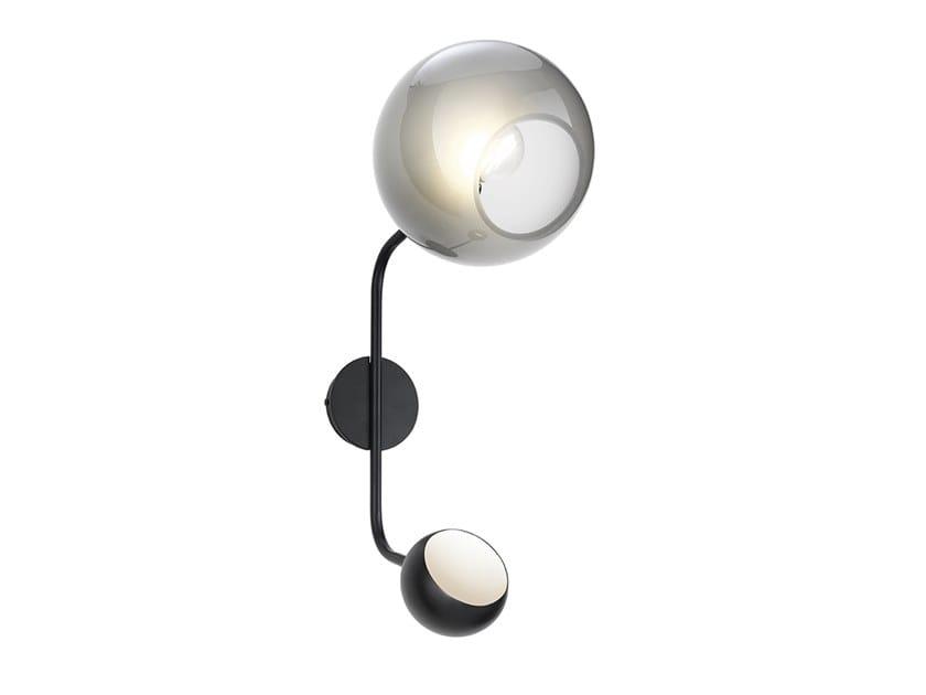 Chill wall lamp chill collection by m m lampadari design