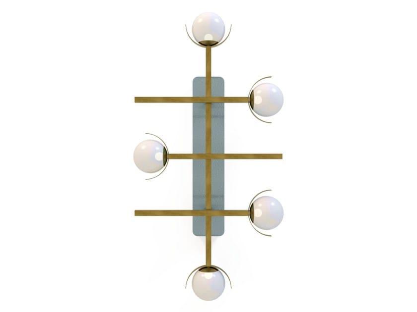 GRETA | Lampada da parete