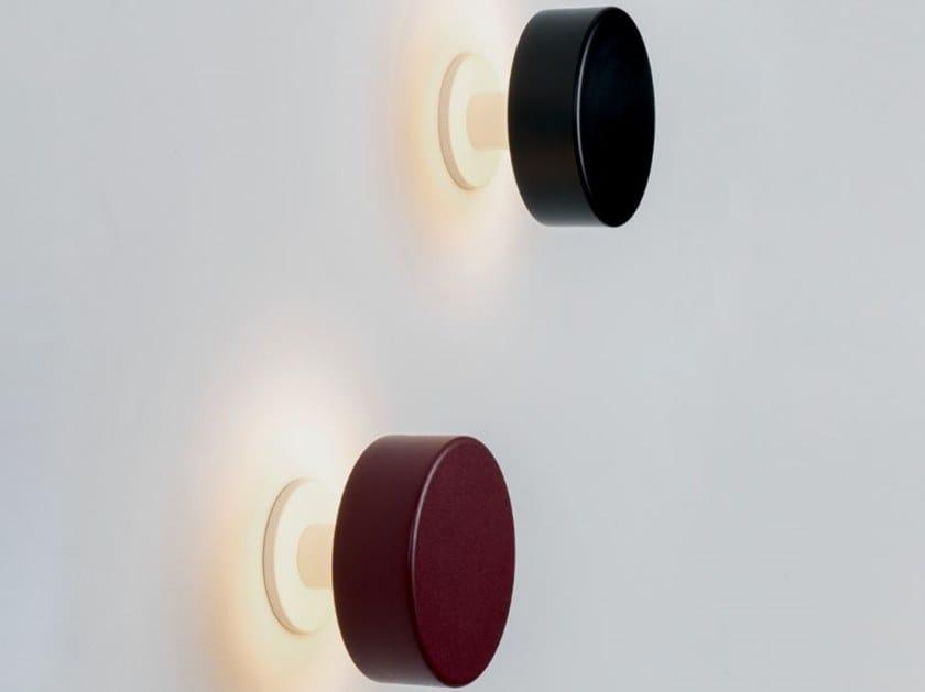 LED metal wall lamp PEAK | Wall lamp by Milan Iluminacion