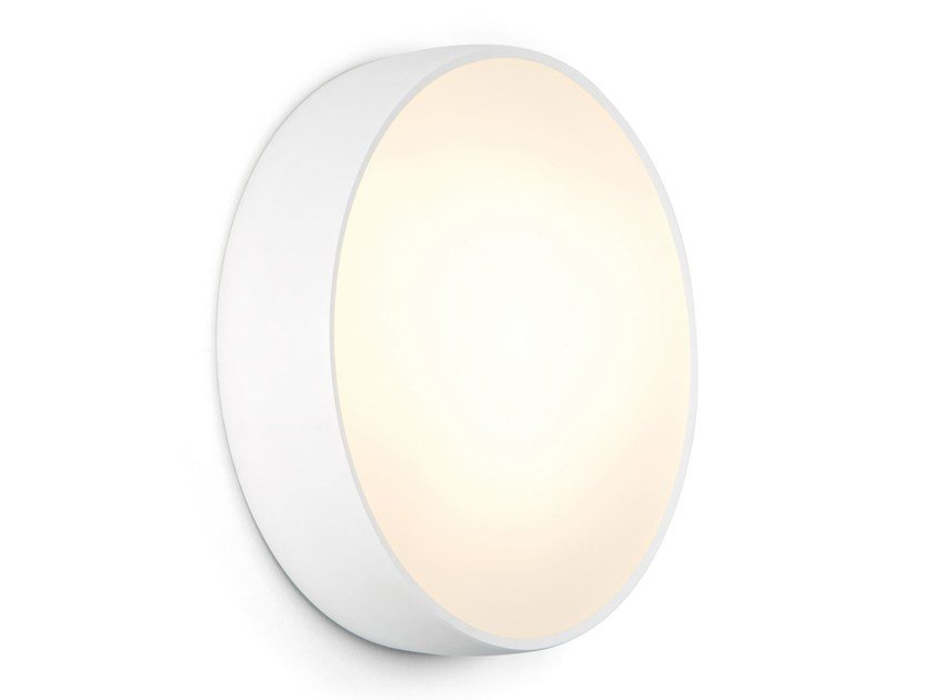 Flat moon wall lamp flat moon collection by modular lighting indirect light wall light flat moon wall lamp by modular lighting instruments aloadofball Images