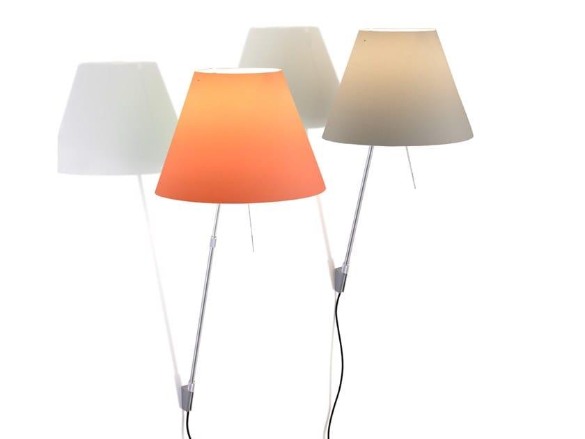 Luminária de parede LED de policarbonato COSTANZA | Luminária de parede by LUCEPLAN