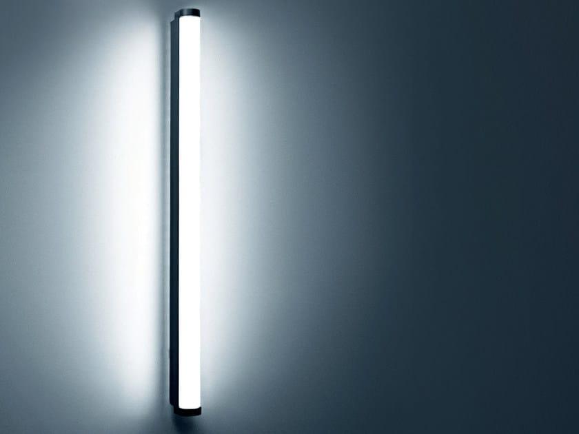A Led Alluminio DropLampada Parete In Estruso Plexiform Da cqA5R34jL