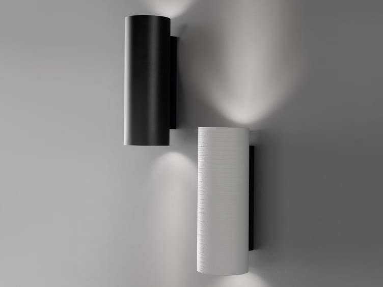LED direct-indirect light wall lamp TUBE | Wall lamp by Quadrifoglio