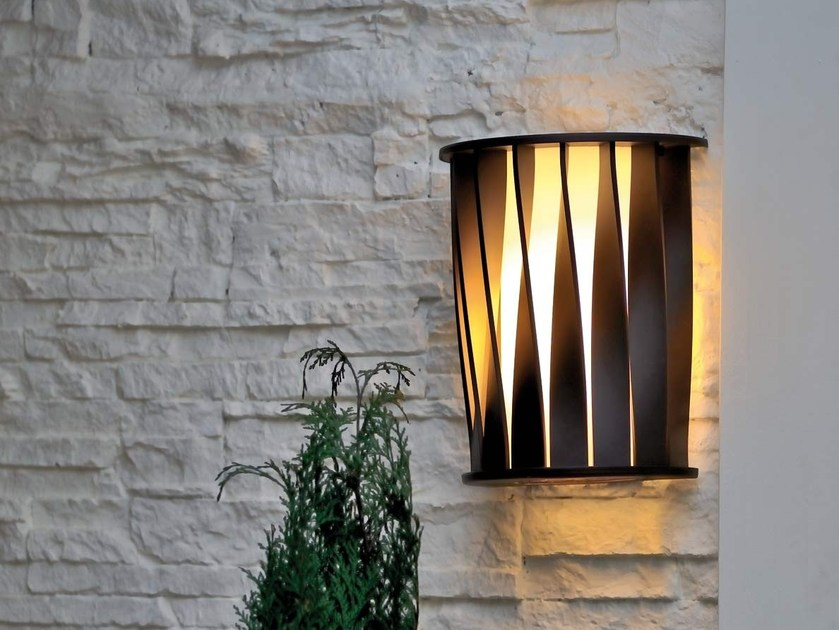 Aluminium Wall Lamp ATON | Wall Lamp by Unopiù