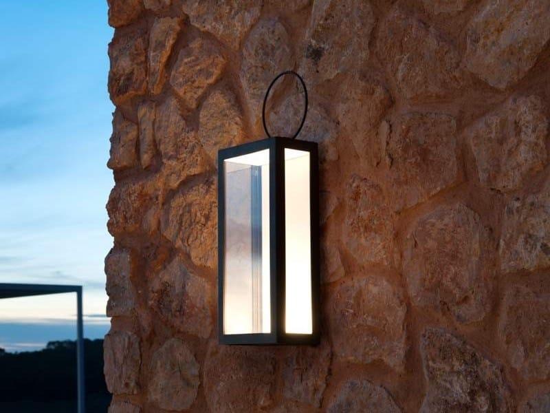LED iron wall light OSLO | Wall Lamp by Unopiù