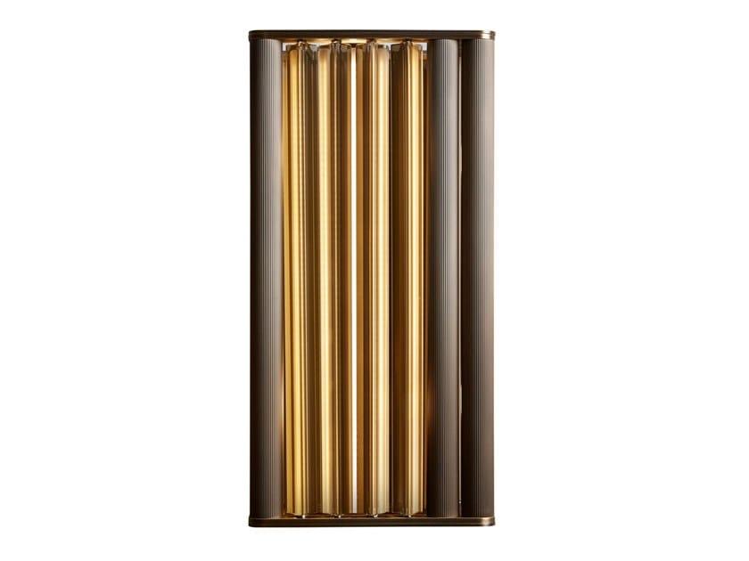 Lampada da parete a LED in vetro soffiato con dimmer NUMA | Lampada da parete by VeniceM