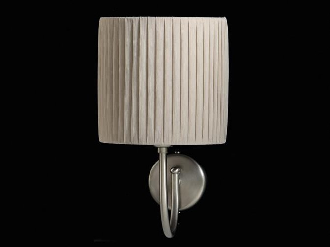 LED wall light with fixed arm CAMILLA | Wall light by Aiardini