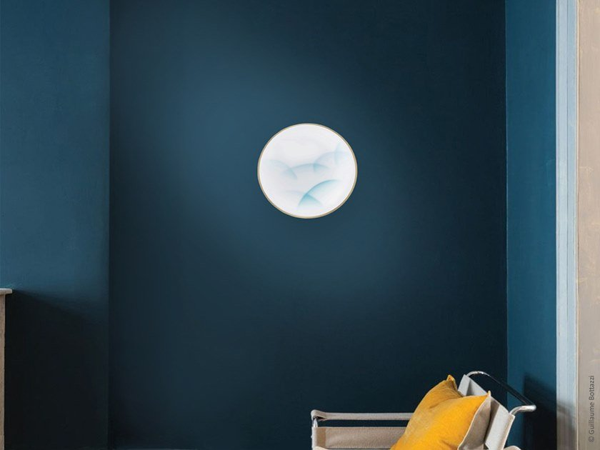 LED direct light wall light with dimmer CELIUS | Wall light by Bottazzi Light
