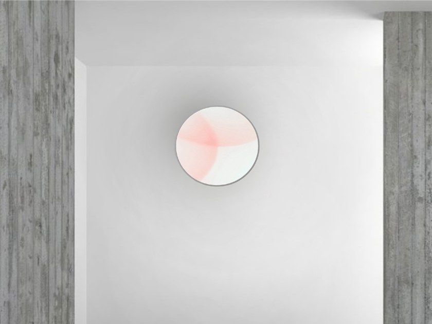 LED wall light with dimmer ELUO | Wall light by Bottazzi Light