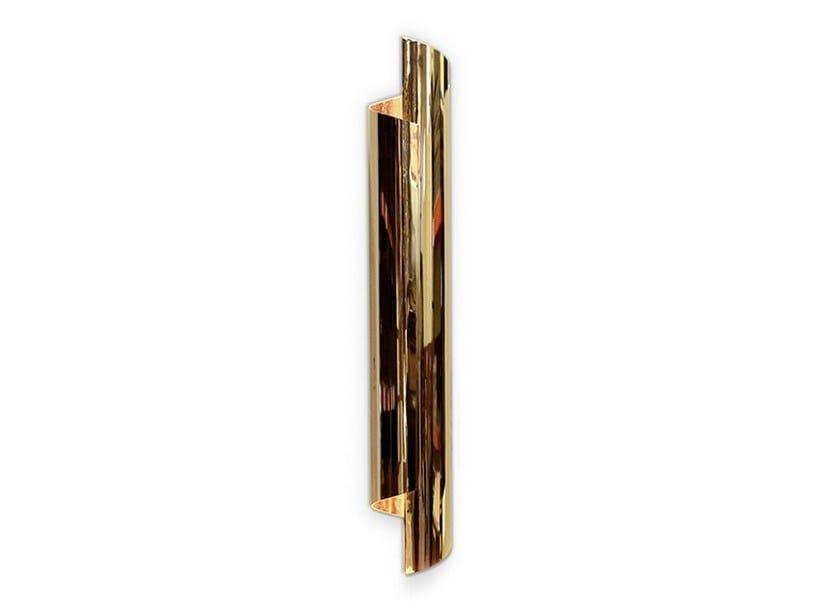 Indirect light brass wall light CYRUS | Wall light by BRABBU
