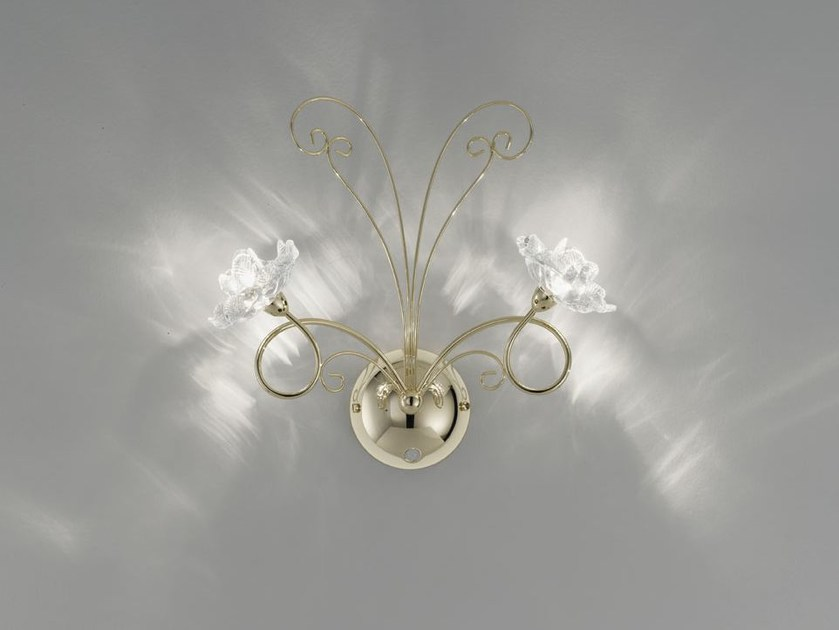 Indirect light wall light BUTTERFLY | Wall light by IDL EXPORT