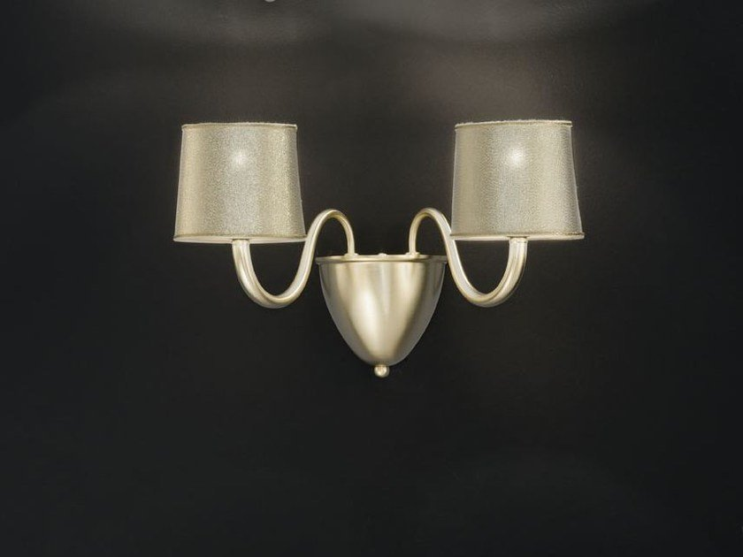 Direct-indirect light wall light GRACE | Wall light by IDL EXPORT