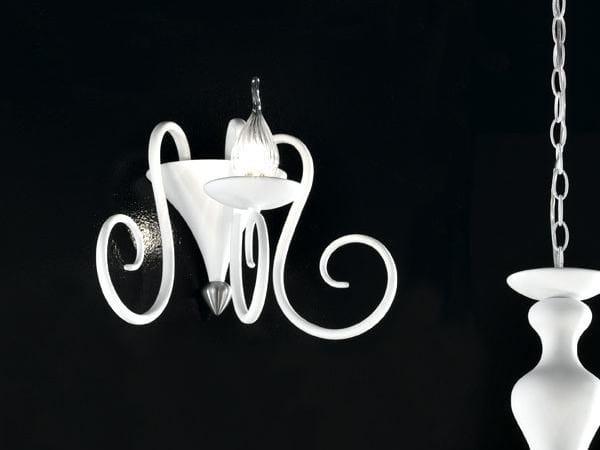 Direct light metal wall light DECÒ | Wall light by IDL EXPORT