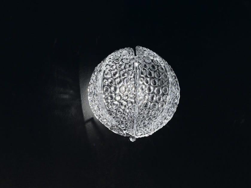 Murano glass wall light LIGHT GLOBE | Wall light by IDL EXPORT