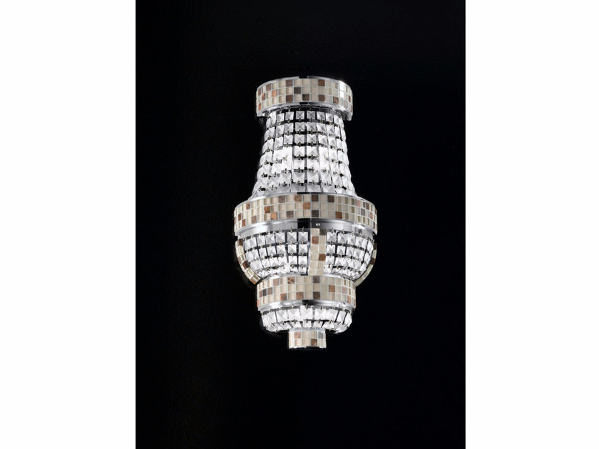 Crystal wall light VICTORIA | Wall light by IDL EXPORT