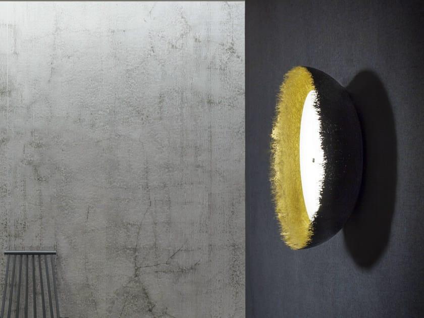 LED glass-fibre wall light EGIDA | Wall light by Lucente