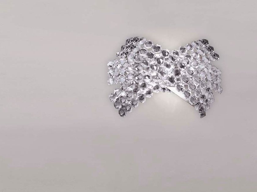 Applique in cristallo DIAMANTE | Applique by Marchetti
