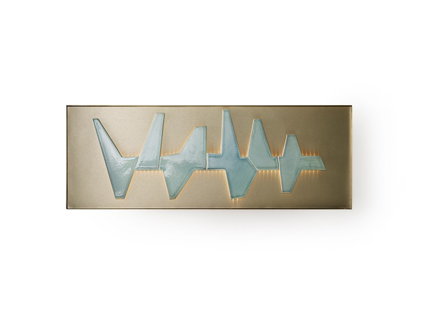Wall light LANDSCAPE   Wall light by MARIONI