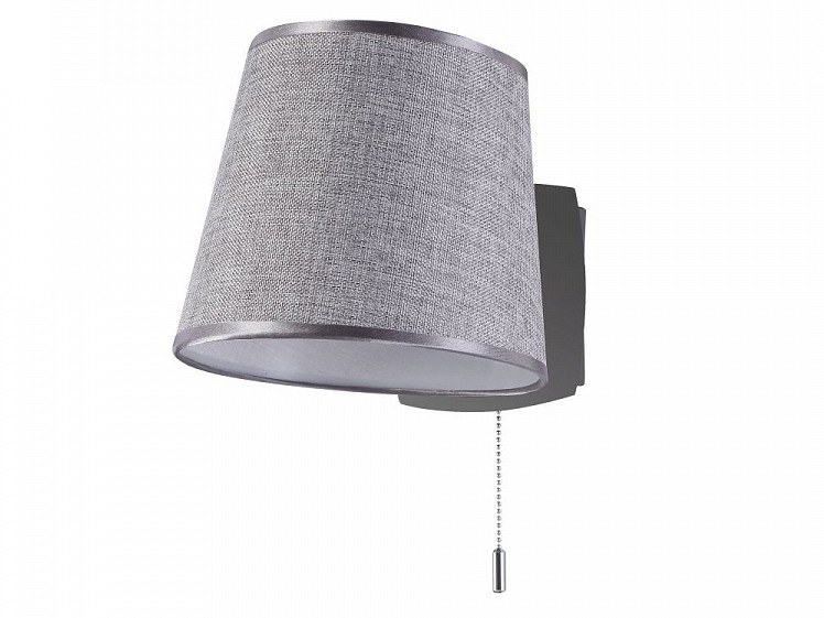 Fabric wall light BERGAMO | Wall light by MAYTONI