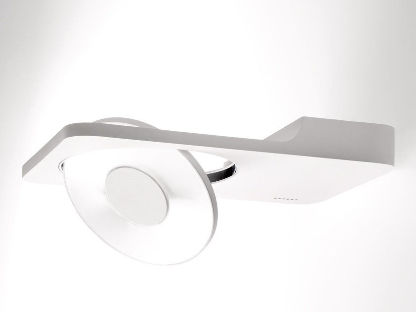 Spock applique collezione spock by modular lighting instruments