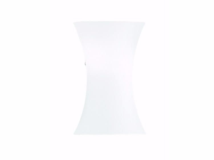 Blown glass wall light SOPHIA | Wall light by ROSSINI