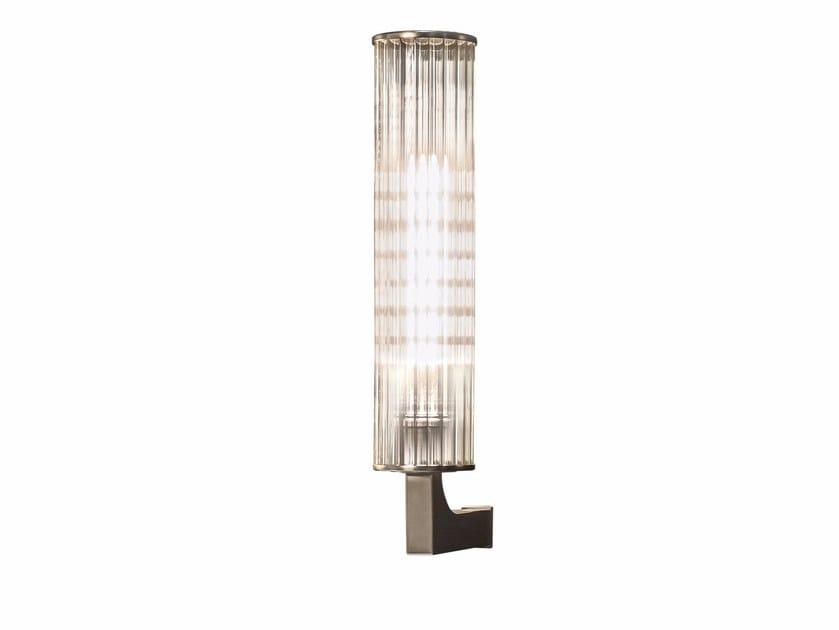 Steel wall light DELANO | Wall light by Smania